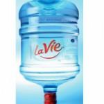 Nước uống lavie 20L