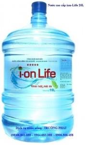 giao nước ion life bình thạnh