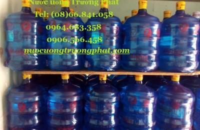 Đại lý nước uống bình Bidrico 20l