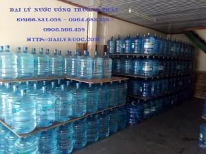 Giao nước uống Vinhomes