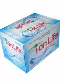 Thùng nước Ion Life chai 330ml