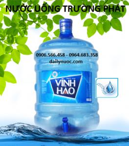 Nước khoáng Vĩnh Hảo bình 20 lít