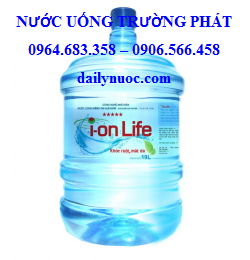 nuoc uong ionlife