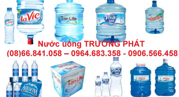 đại lý nước uống tinh khiết
