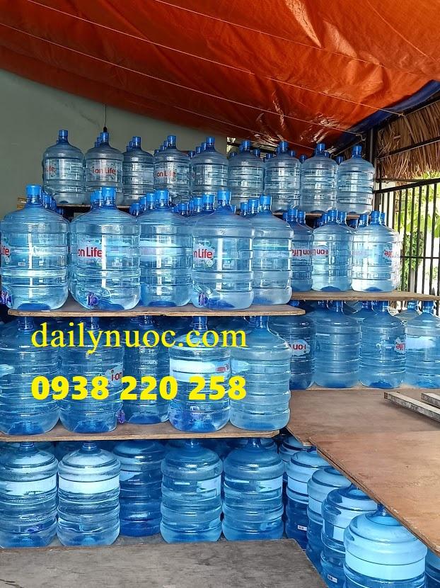 Nước suối đóng chai ion life đảm bảo tốt cho sức khỏe