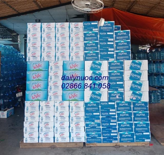 Đại lý nước aquafina quận3